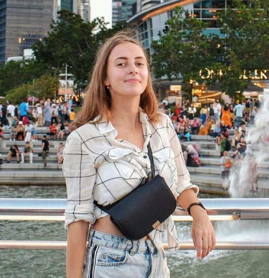 Aleksandra Seregina