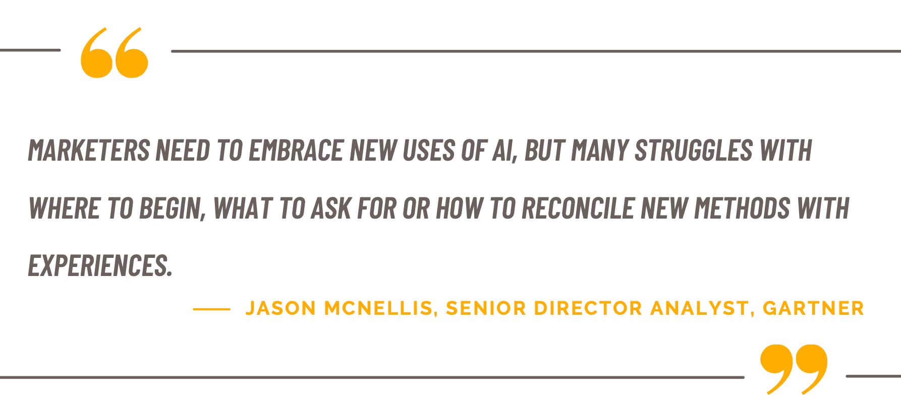 Jason McNellis quote